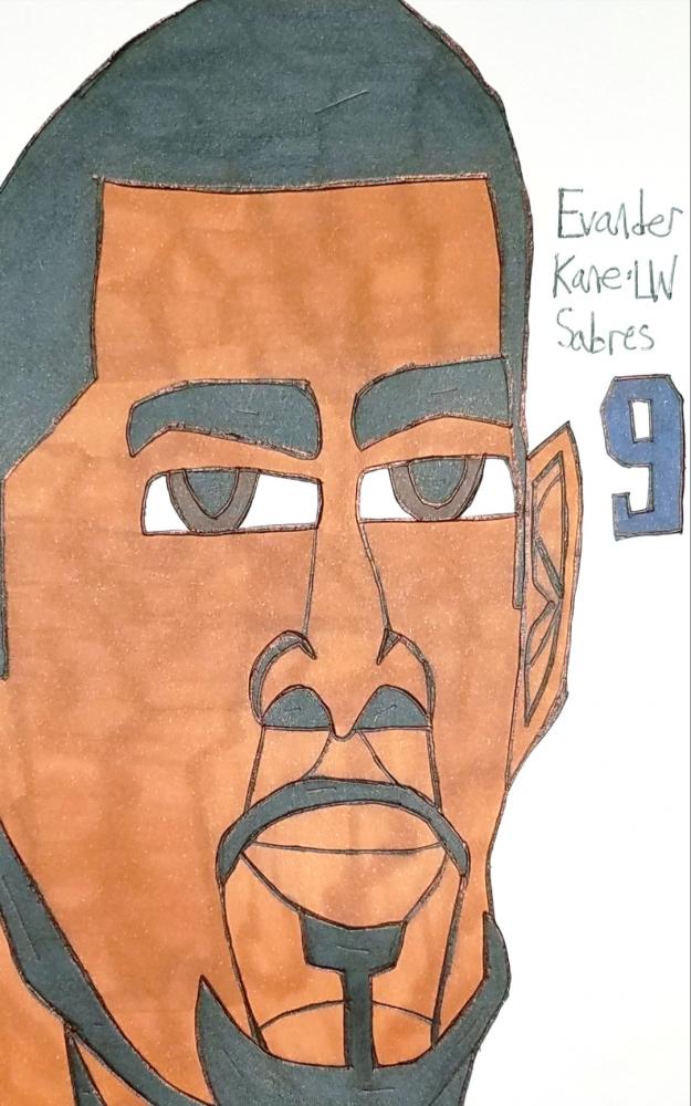 Evander Kane par armattock